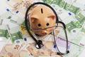 Piggy Doctor on Euros - PhotoDune Item for Sale