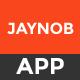Jaynob - Responsive App Landing Page