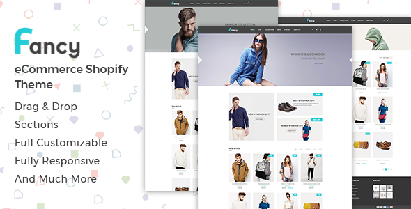Image of Fancy – eCommerce Shopify Theme