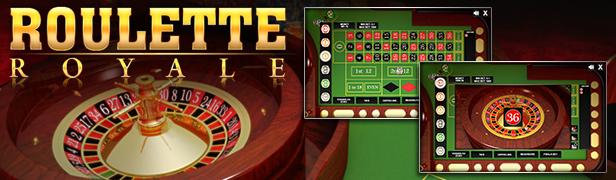 Roulette html5