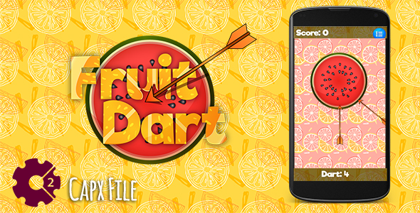 CodeCanyon Fruit Dart 20972591