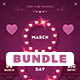 Womens Day Flyer Bundle