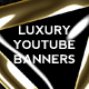 3 Luxury Youtube Banners - GraphicRiver Item for Sale