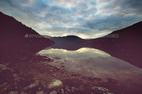 Northern Norway - Stock Photo - Images