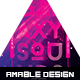 Galaxy Sounds Flyer - GraphicRiver Item for Sale