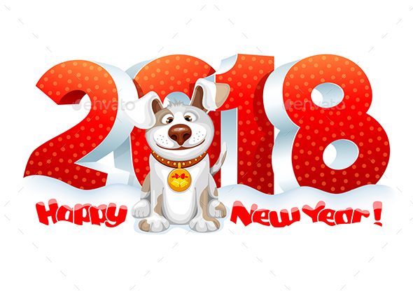 GraphicRiver Happy New Year 20974431