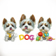 Dog Vector - GraphicRiver Item for Sale