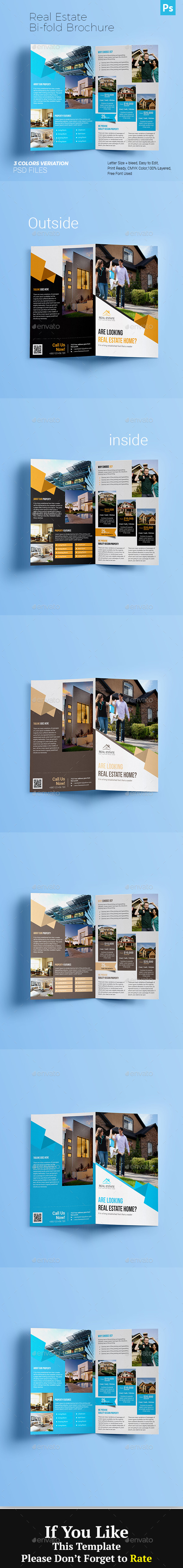 GraphicRiver Real Estate Brochure 20975066
