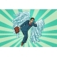 Business Angel Businessman - GraphicRiver Item for Sale