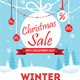 Christmas Sale Flyer Psd Template