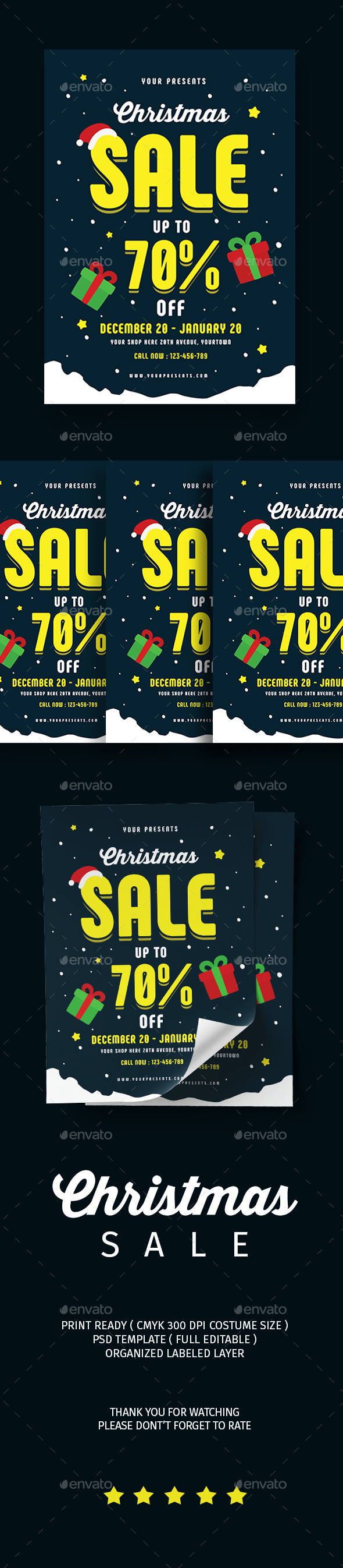 GraphicRiver Christmas Sale 20975540
