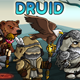Druid 2D Game Character Sprite Sheet