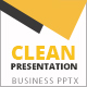 Clean Premium Power Point Presentation - GraphicRiver Item for Sale