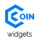 Virtual Coin Widgets - Cryptocurrencies Shortcodes Wordpress Builder - CodeCanyon Item for Sale