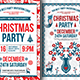 Christmas Party Flyers Bundle