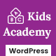 KidsAcademy - Kids, Kindergarten & Preschool WordPress Theme - ThemeForest Item for Sale