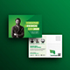 Conference/ Event Postcard Template - GraphicRiver Item for Sale