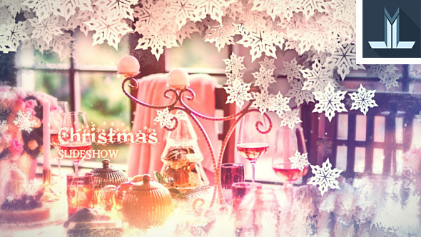 VideoHive Christmas Slideshow 20976699