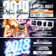 New Year Facebook Cover Bundle - GraphicRiver Item for Sale