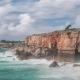 Dangerous Ocean Waves Crash Into Cliff, Devil Mouth (Boca Do Inferno), Portugal - VideoHive Item for Sale