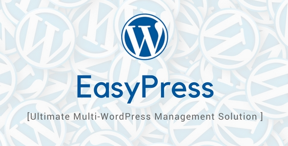 CodeCanyon EasyPress Multi-WordPress Management 20976979