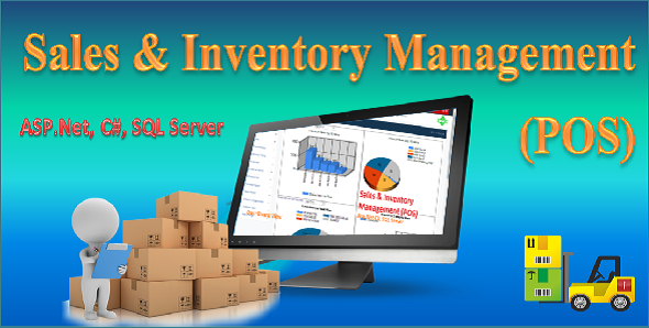 Sales and Inventory Management (POS) - CodeCanyon Item for Sale