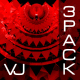 Red Pattern VJ Pack - VideoHive Item for Sale