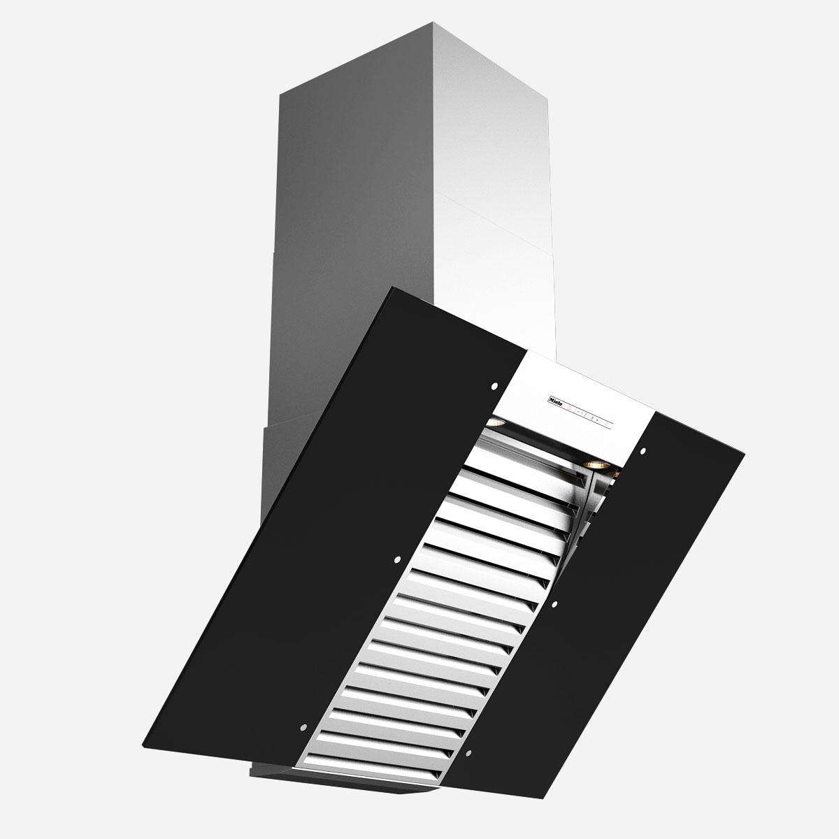miele da 6096 wing kitchen hood by genkot29 3docean. Black Bedroom Furniture Sets. Home Design Ideas