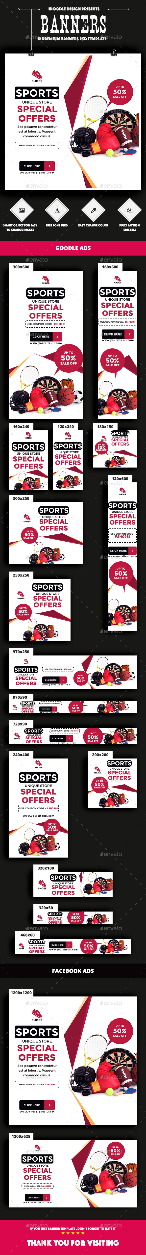 GraphicRiver Products Banners Ads 20977411