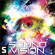 Sound Vision CD Album Artwork - GraphicRiver Item for Sale
