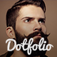 Dotfolio- Creative Portfolio for Creative People WordPress Theme