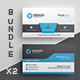 Business Card Bundle 40 - GraphicRiver Item for Sale