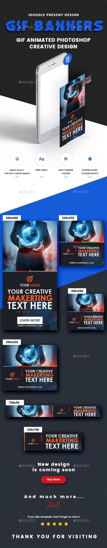 GraphicRiver Animated GIF Multipurpose Banner Ad 20977497