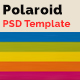 Polaroid Template