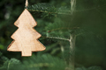Christmas fir tree cut out - PhotoDune Item for Sale