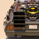 DMC Delorean Back to the Future part 1