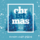 Minimalistic Christmas Flyer - GraphicRiver Item for Sale