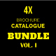 Brochure / Catalogue Bundle Vol. 1 - GraphicRiver Item for Sale