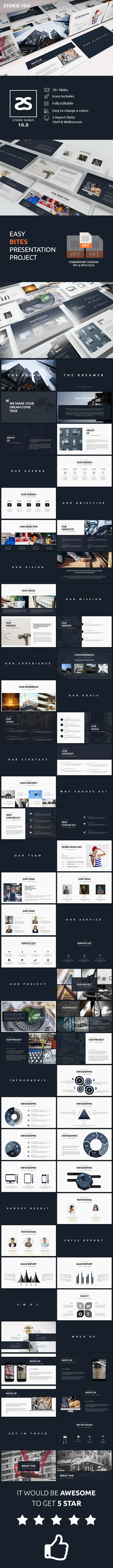 GraphicRiver Modern Construction Powerpoint Template 10.0 20979064