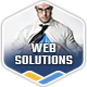Web Solutions Banners - GraphicRiver Item for Sale