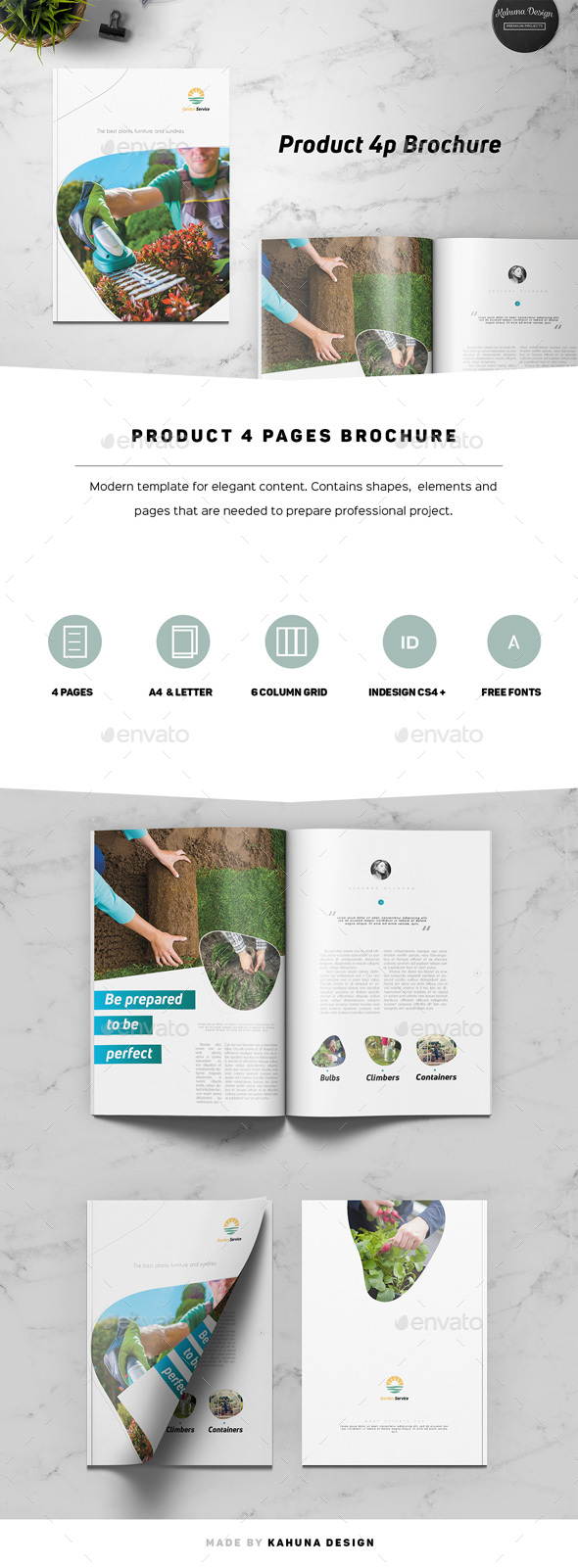 GraphicRiver Product 4p Brochure 20979455