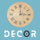 Decor - Simple & Clean Furniture Interior Design Prestashop Theme