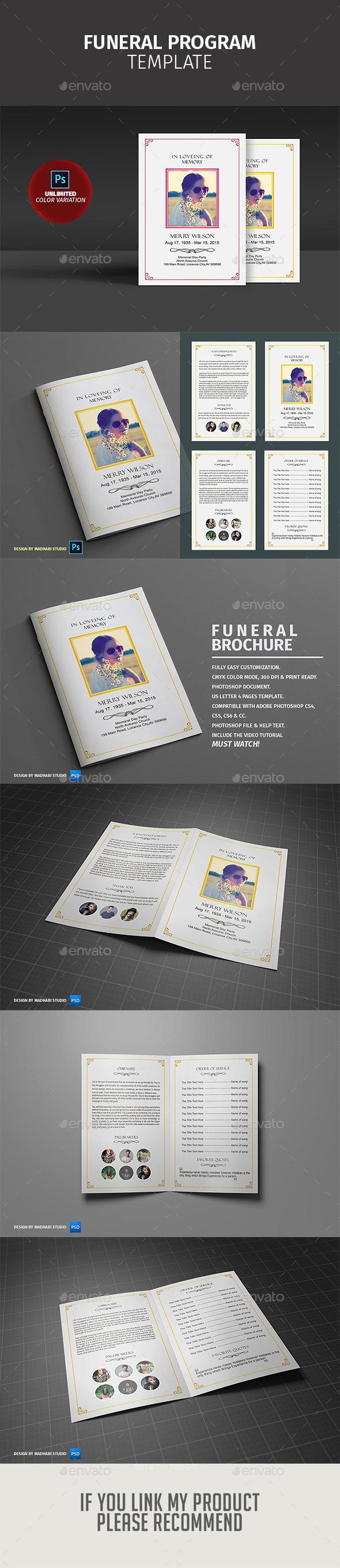 GraphicRiver Funeral Program Template V01 20979509