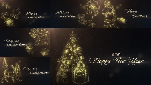 VideoHive Christmas 20979668