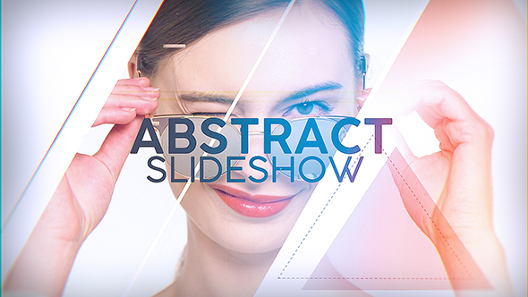 VideoHive Abstract Fashion Slides 20979708