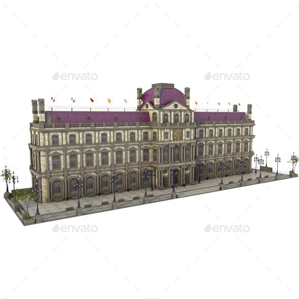 GraphicRiver Classic Hotel 20979716