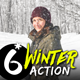6 Winter Photoshop Action - GraphicRiver Item for Sale