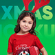 Christmas Kids T-Shirt Mockups