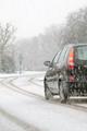 snowy highway - PhotoDune Item for Sale