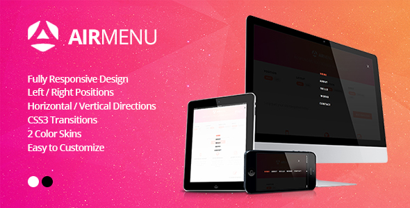 Download Source code              AirMenu - Responsive Fullscreen Navigation            nulled nulled version